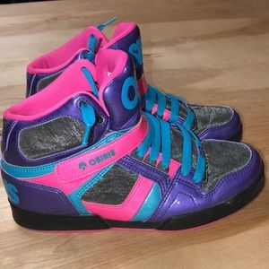 Osiris Shoes - Osiris NYC 83 SLM Skate Shoes Multicolor 8.5